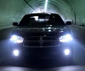 Dodge car commercial