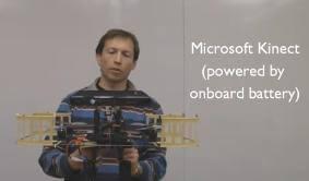 ROS Kinect Hack - UC Berkeley
