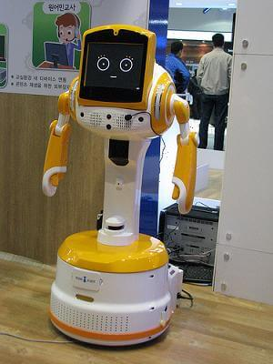 Robosem teaching in Korea-3