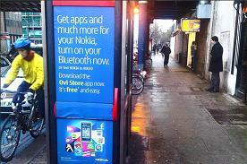wireless billboards