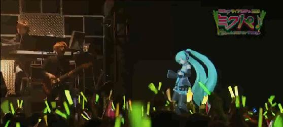 Hatsune Miku Is Back In Action
