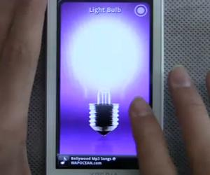Japanese earthquake has users download free flashlight app