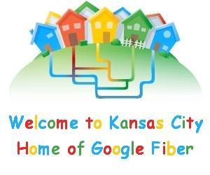 Kansas City gets Google Fiber