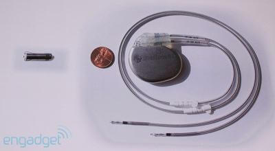 Pacemaker at TEDMED comparison