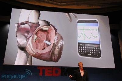 Pacemaker at TEDMED