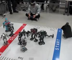 Wonderful Robot Carnival Rumble