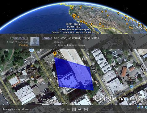 Google MapMaker goes to US
