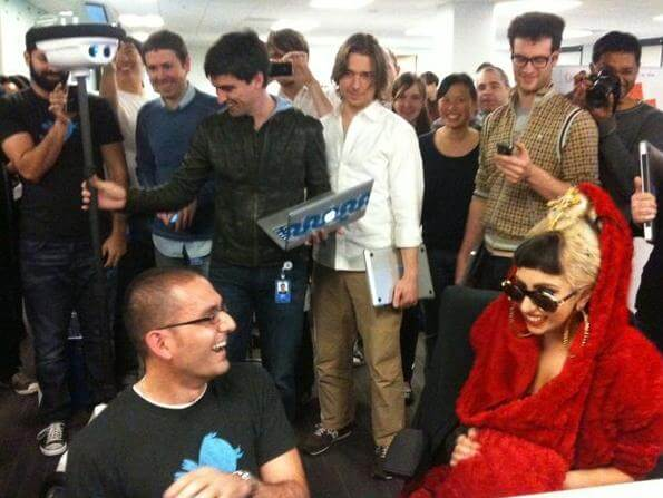 anybots update images lady gaga
