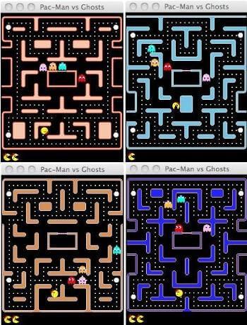 AI Pac-Man