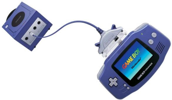 Wii U GBA with Game Cube