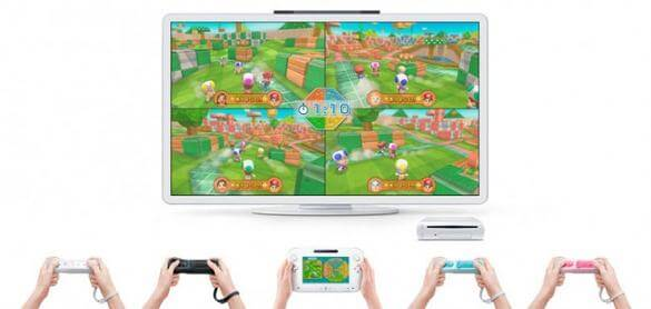 Wii U family