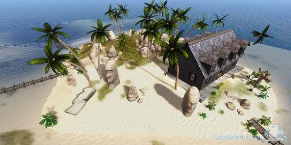 Anshe Chung Azure Islands