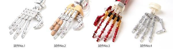 Handroid models