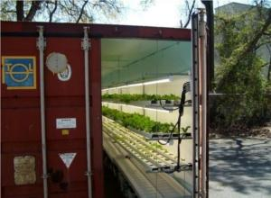 Shipping Container Farm 1