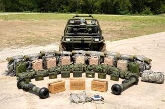 Американцы тестируют в Афганистане наземных роботов