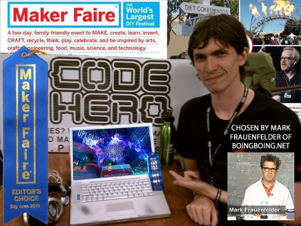 code hero big