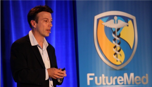 Daniel Kraft speaks at FutureMed