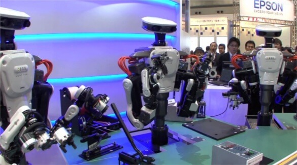 nextage robots