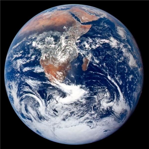Blue Marble 1972