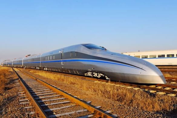 China Sword Train