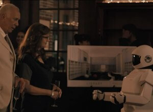The lives of Frank Lagella and Susan Sarandon are made easier by robot assistants in the new 'Robot and Frank.'