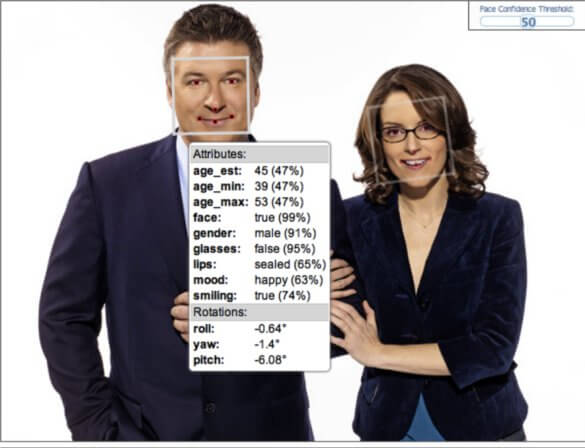 30 Rock FaceDOTcom age detection