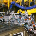 Robots used cameras and lasers to assemble the 2013 Ford Escape with unprecedented precision.