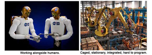 Companies Making The Necessary Transition From Industrial To