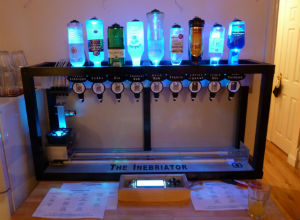 For some, a robotic bartender is excessive, but for others, it promises the perfect mixed drink.