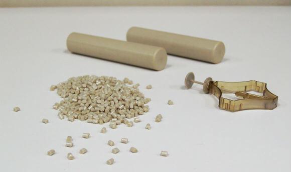 PEKK 3D printing materials