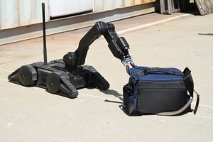 RoboteX offers a range of robots for both professional and personal security [Source: RoboteX]