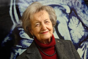 It was chiefly through Brenda Milner's work that patient H.M. became the most studied in neuroscience history [Source: McGill University]