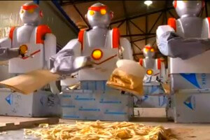 China is expected to be the world's largest market for robots by 2014 [Source: arkazlive via YouTube]