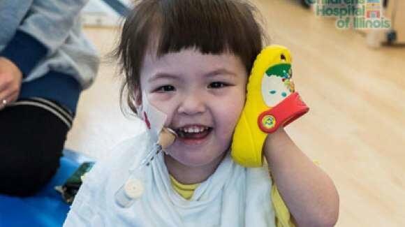 [Source: Children's Hospital of Illinois]