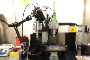 Organovo 3D bioprinter.