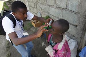 Peek being tested in Kenya.