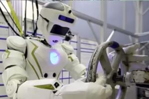 NASA_Vakyrie_Robot_Driving