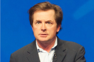 Michael J. Fox, a public face of Parkinson's disease