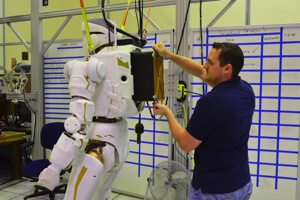 NASA is building humanoid robots.
