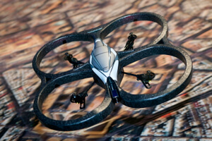 More affordable, more powerful quadcopter drones are becoming an increasingly familiar sight.