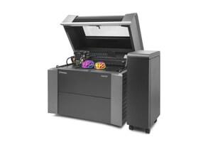 Stratasys Objet500 Connex3 3D printer.