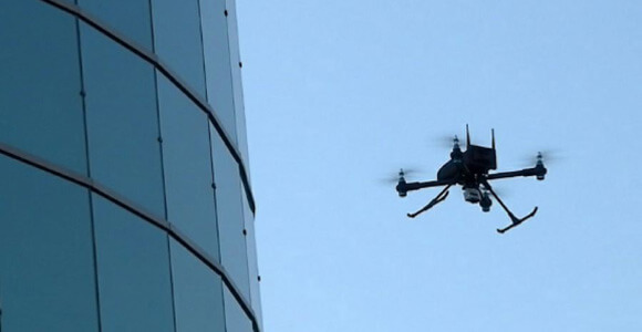 drones-city