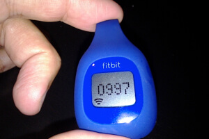 The Fitbit activity tracker was an early entrant to the increasingly crowded quantified self market.