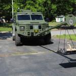 U.S. Border Patrol Sends Robots To Combat Drug Smuggling