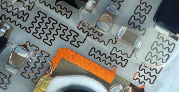 flexible electronics, john rogers, silicon chips