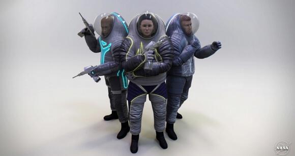 nasa-z2-space-suit-3-designs 1
