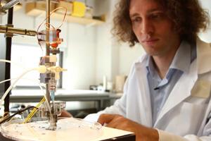 technology, biotechnology, vaccines, malaria, robots, robotics, automation, AI, artificial intelligence