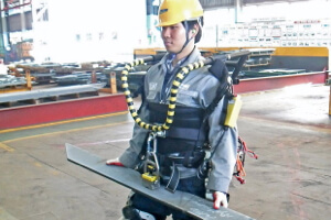 daewoo-robotic-exoskeleton 2