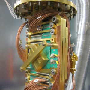 D-Wave Two quantum computer.