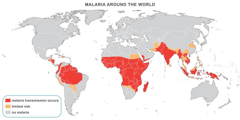 malaria-map